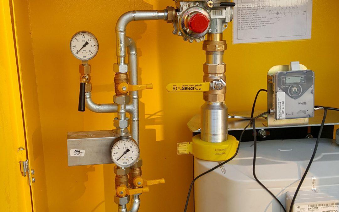 Jak przyłączyć się do sieci gazowej?